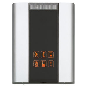Honeywell P4-Premium Portable Wireless Door Chime and Push Button