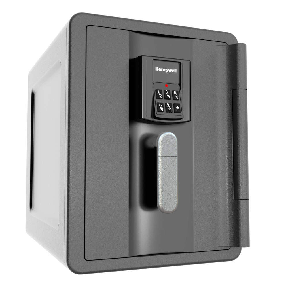 Honeywell 2901 Waterproof, Fire & Theft Safe)