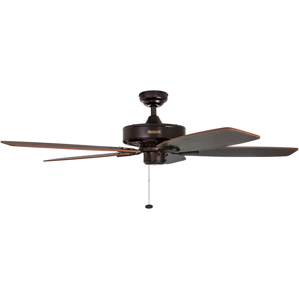 Honeywell Sutton Ceiling Fan Royal Bronze Finish 52 Inch