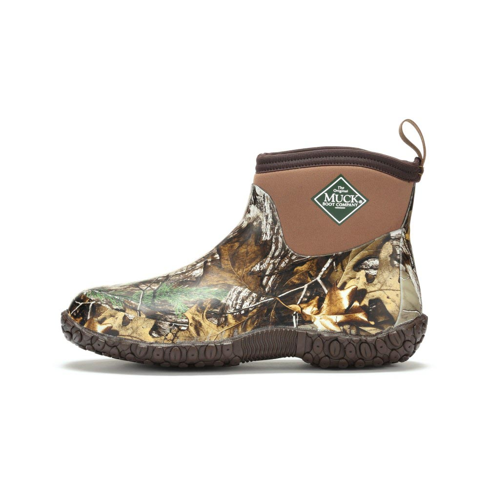 50615fa02f3 Muck Boots Muckster II Ankle High Waterproof Boot, Realtree Xtra, M2A-RTX