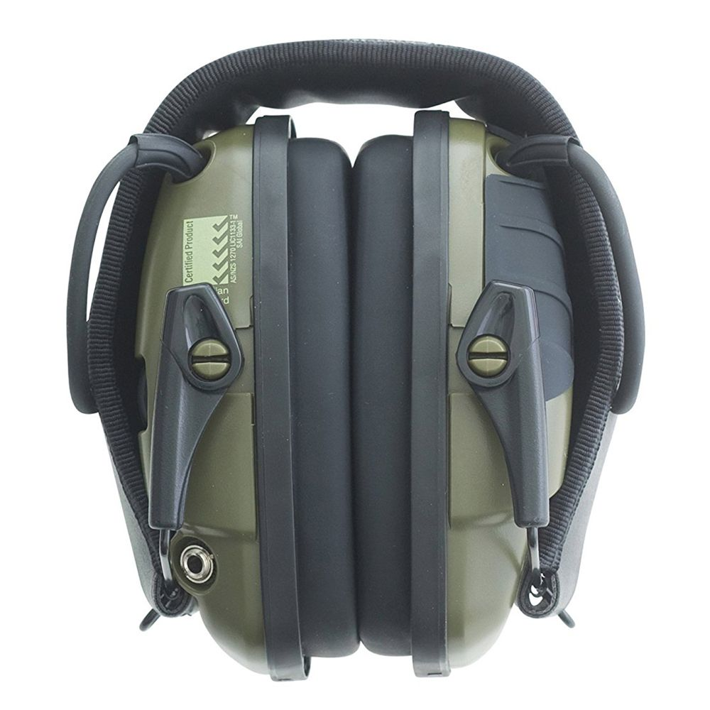 Honeywell Impact Sport Bolt Sound Amplification Earmuff