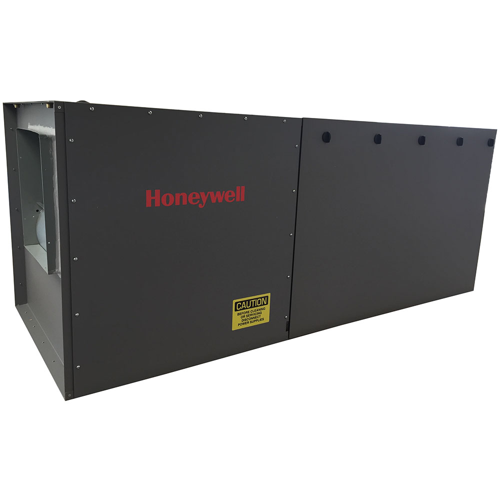 Honeywell F116A1120 Commercial Ductable or Stand Alone Three- Stage Media Air Cleaner