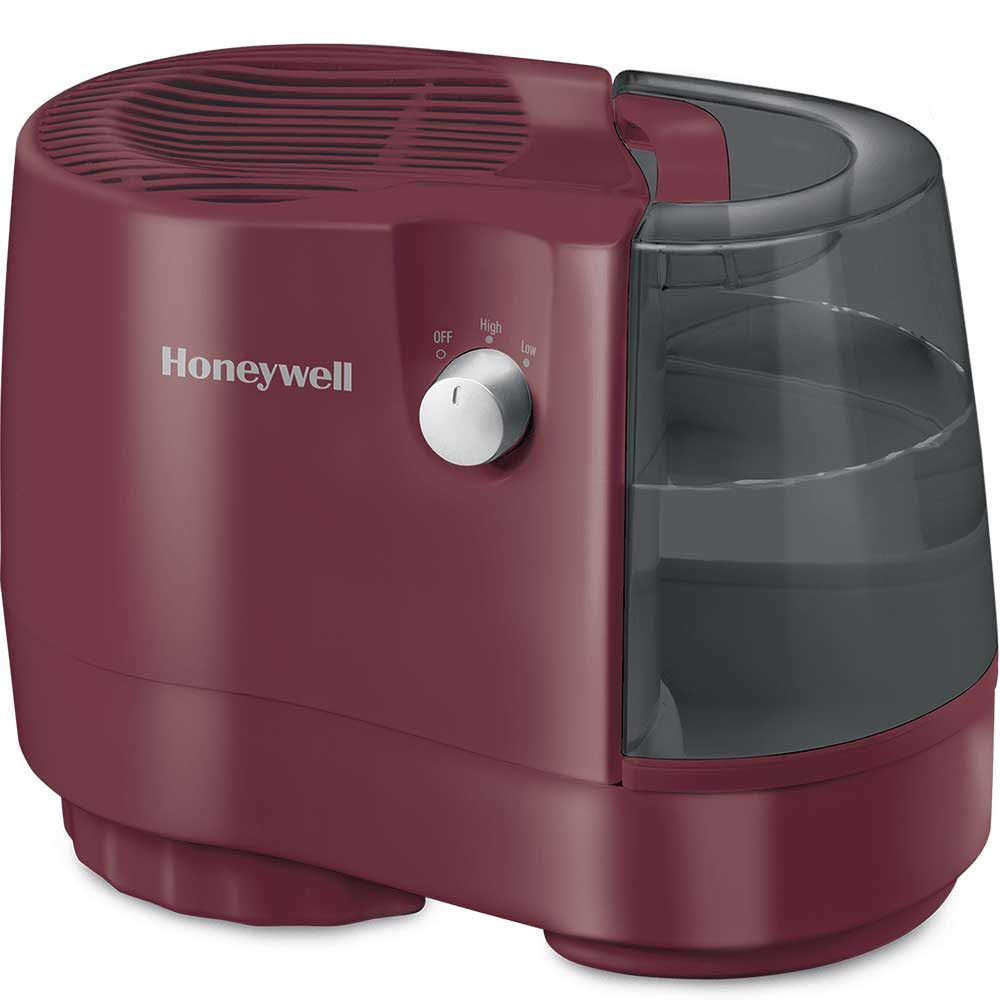 Honeywell HCM-890MTG Cool Moisture Humidifier in Red ...