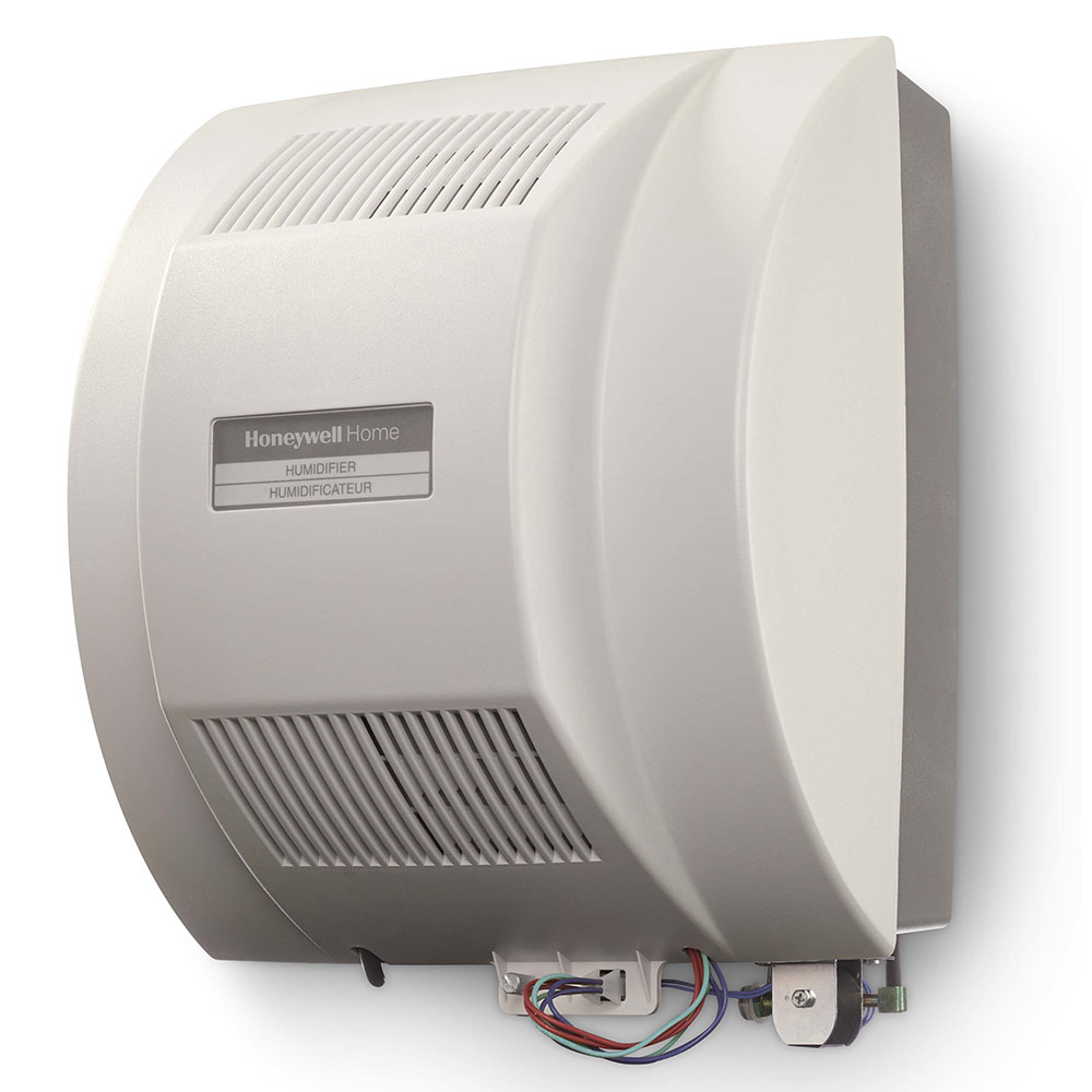 Honeywell Whole House Ventilation System : Honeywell he a u whole house powered humidifier with