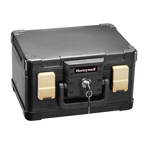 Honeywell 1102 Molded Fire/Water Chest (.15 cu ft.)