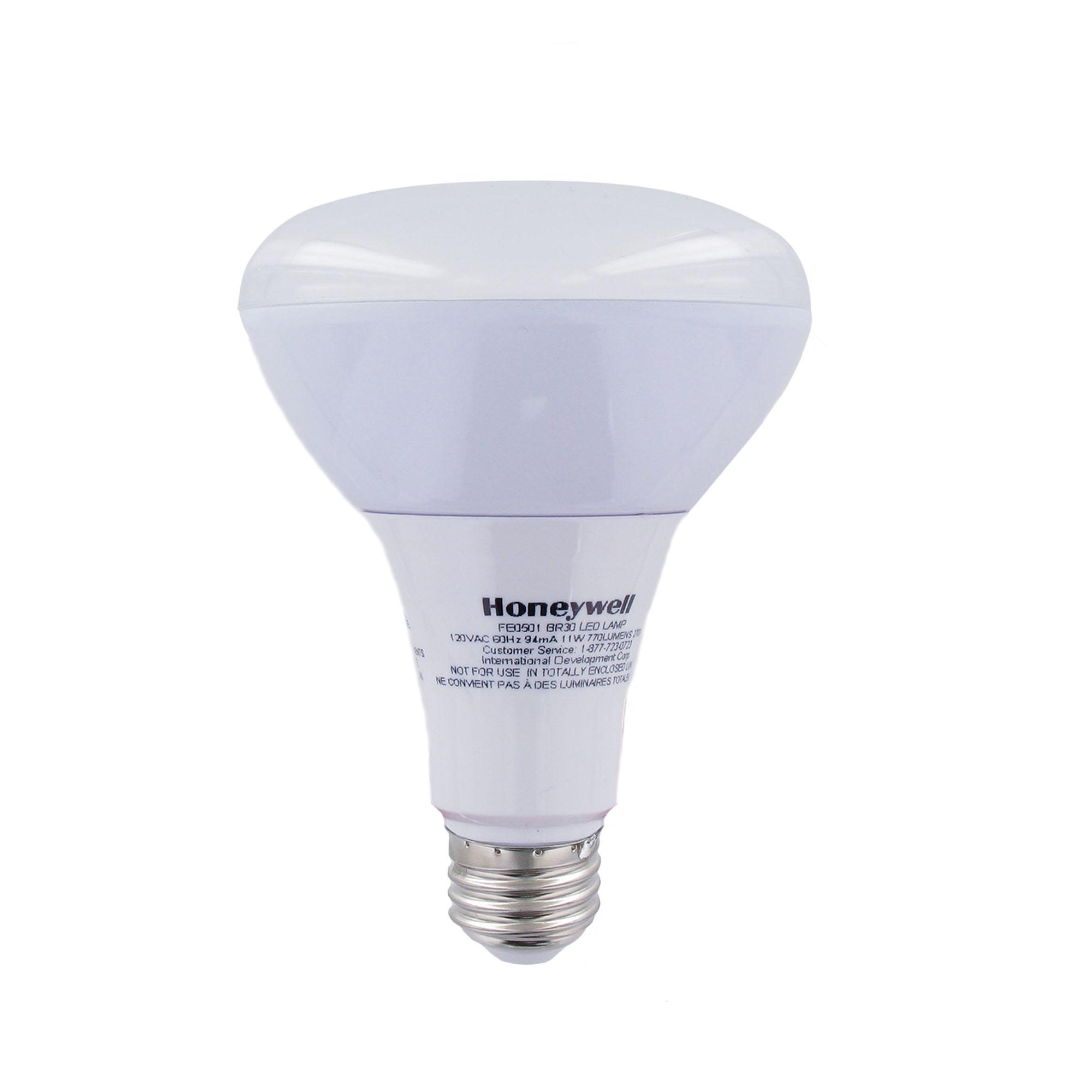 honeywell fe0501 01 br30 led light bulb 2 pack honeywell consumer. Black Bedroom Furniture Sets. Home Design Ideas