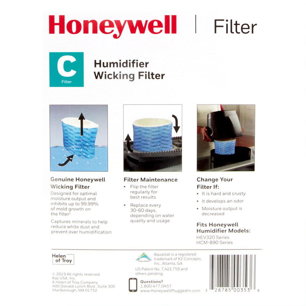 Honeywell Hc 888 Humidifier Replacement Filter Honeywell