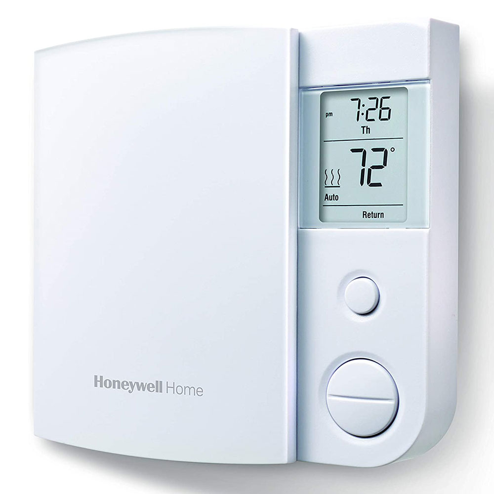 honeywell rlv4305a 5 2 day programmable triac line volt thermostat thermostat programmable. Black Bedroom Furniture Sets. Home Design Ideas