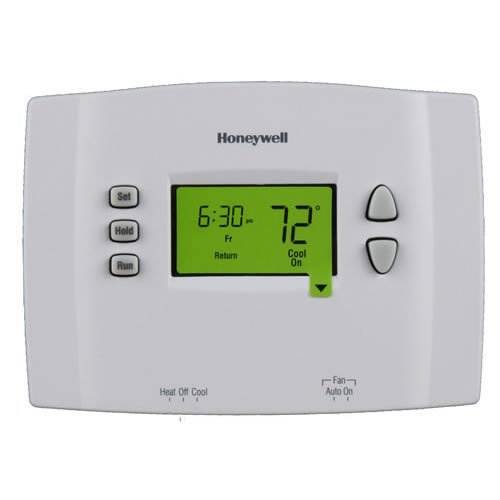 Honeywell RTH2510B1000/U 7 Day Programmable Thermostat, thermostat, programmable thermostat ...