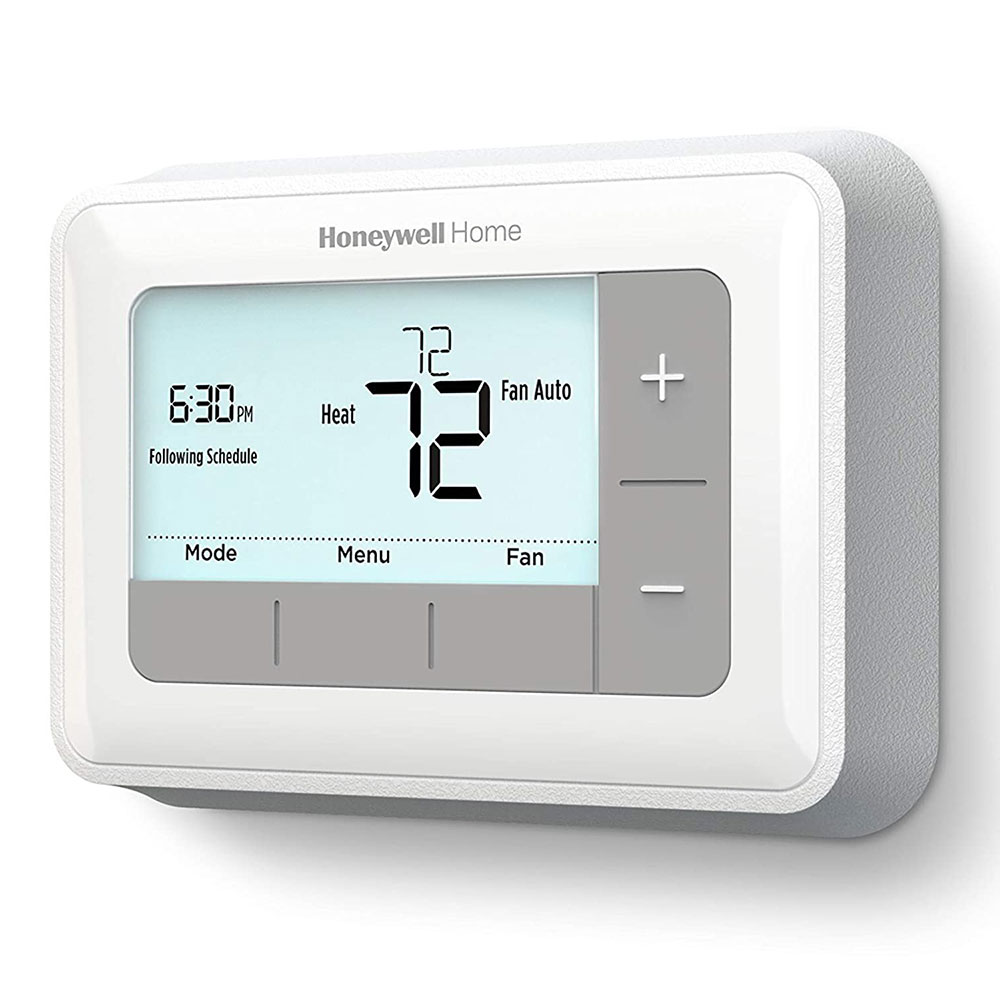Honeywell Rth7560e Conventional 7 Day Programmable
