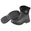 Muck Boots Arctic Apres Slip-On Boot, Black/Charcoal, AP8-000