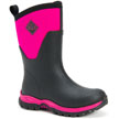 Muck Boots Arctic Sport II Mid Cut Winter Boot, Black/Pink, AS2M-400