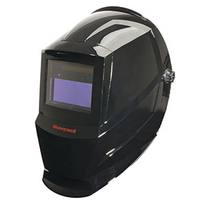 Honeywell HW100 complete Welding Helmet with Shade, Black - HW100