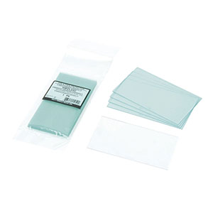 Honeywell Replacement Polycarbonate Safety Plate for HW200, 5 pk - HWCL600