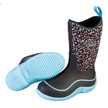 Muck Boots Kid's Hale Outdoor Sport Boot, Blue Leopard, KBH-2LP