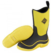 Muck Boots Kid's Hale Outdoor Sport Boot, Neon Black/Yellow, KBH-800