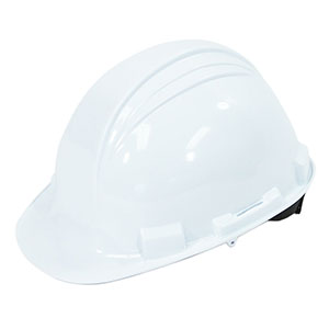 Honeywell ANSI Type 1, Pin Lock Adjustment Hard Hat, White - RWS-52002