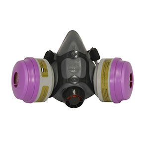 Honeywell MC/P100 Reusable Multi-Purpose Respirator Convenience Pack; Medium Elastomer Half Mask - RWS-54031