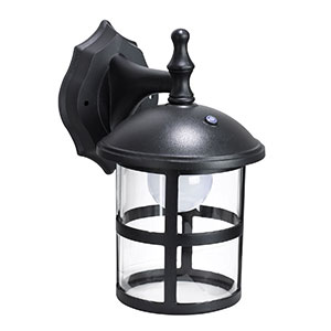 Honeywell LED Outdoor Wall Mount Lantern Light, 3000K, 625 Lumens, SS02A1-08