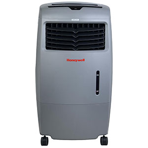 Honeywell CO25AE Evaporative Air Cooler For Indoor and Outdoor Use - 25 Liter (Dark Grey)