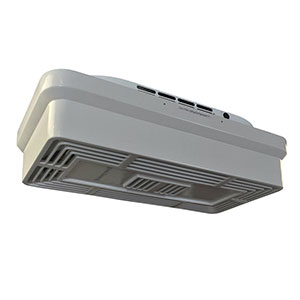 Honeywell F114A1067 Commercial Ceiling Mount Media Air Cleaner with 99.97% HEPA Filters