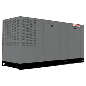 Honeywell HT07068C 70kW Liquid Cooled Home/Commercial Standby Generator (SCAQMD Compliant)