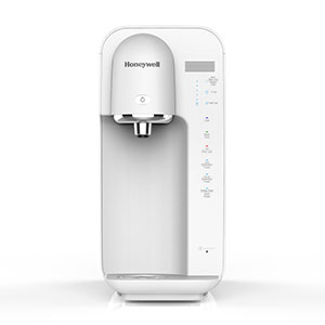 Honeywell Table Top Water Purifier & Dispenser, White - HWP2013W