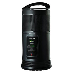 Honeywell EnergySmart Ceramic Surround Whole Room Heater, HZ-435