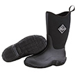 Muck Boots Kid's Hale Outdoor Boot in Black, KBH-000
