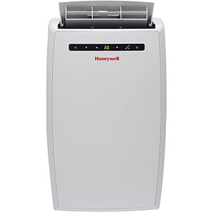 Honeywell MN12CESWW Portable Air Conditioner, 12,000 BTU Cooling, LED Display