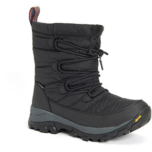 Muck Women's Arctic Ice Nomadic Boot, Black - NWV-000