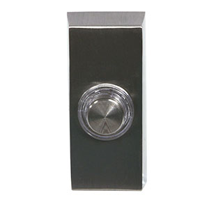Honeywell Wired Illuminated Push Button for Door Chime, RPW303A1005/A