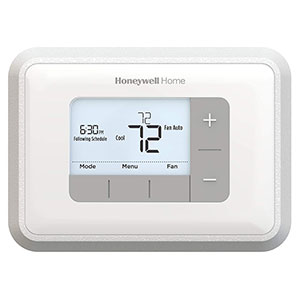 Honeywell RTH6360D 5-2 Day Programmable Thermostat