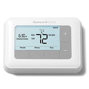 Honeywell RTH7560E Conventional 7-Day Programmable Thermostat